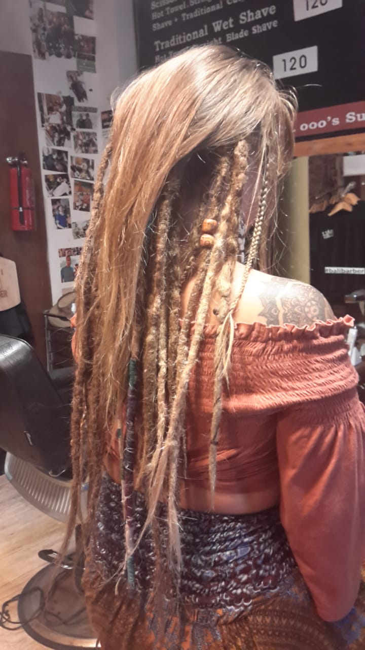 Dreadlocks Bali Barber